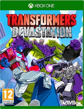 Xbox One - Transformers Devastation