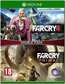 Far Cry Primal CZ + Far Cry 4 - Xbox One