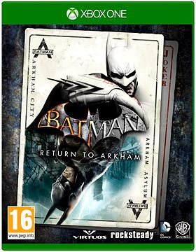 Xbox One - Batman Return to Arkham