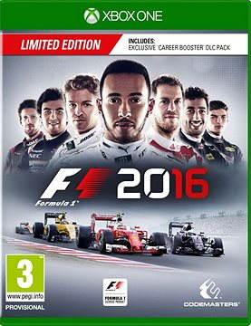Xbox One - F1 2016