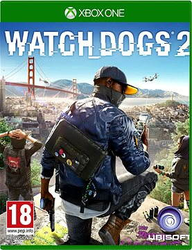 Watch Dogs 2 CZ - Xbox One