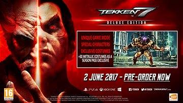 Tekken 7 Deluxe Edition- Xbox One