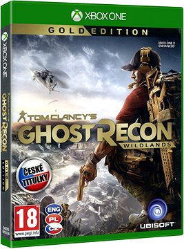 Tom Clancys Ghost Recon: Wildnisse Gold-Ed. - Xbox One