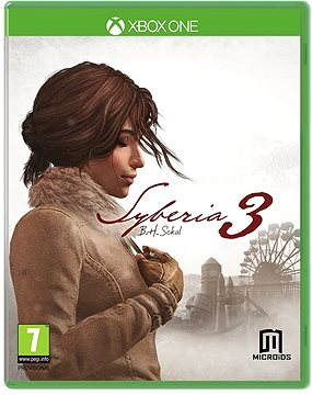 Syberia 3 Collectors Edition - Xbox ONE