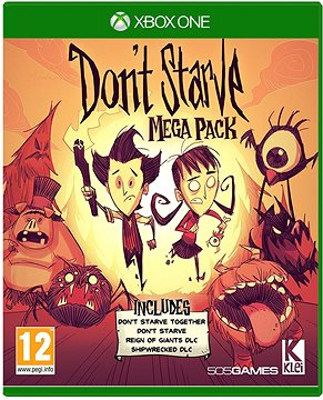 Don't Starve Mega Pack - Xbox One