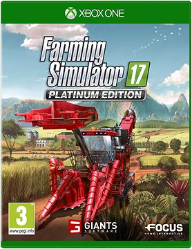 Farming Simulator 17 - Platinum Edition - Xbox One