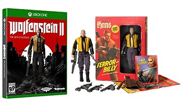 Wolfenstein II: The New Colossus Collector's Edition - Xbox One