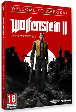 Wolfenstein II: The New Colossus Welcome to Amerika! - Xbox One