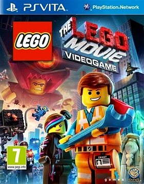 PS Vita - LEGO Movie Videogame