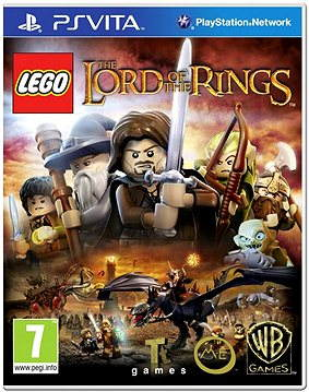 PS Vita - LEGO The Lord Of The Rings