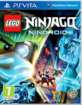 PS Vita - LEGO Ninjago: Nindroids