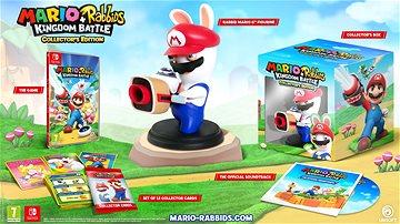 Mario + Rabbids Kingdom Battle - Collectors Edition - Nintendo Switch