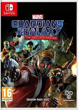 Guardians of the Galaxy: The Telltale Series - Nintendo Switch