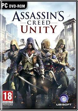 Assassin's Creed: Unity CZ