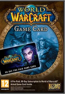 World of Warcraft (prepaid card) - pro PC