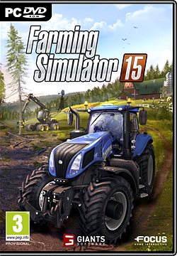 Farming Simulator 2015 CZ