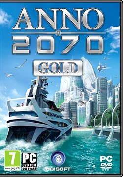 ANNO 2070 (Zlatá Edícia)
