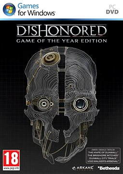 Dishonored CZ (Game Of The Year)