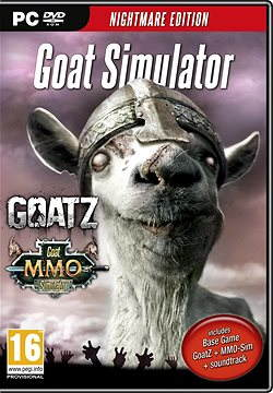 Goat Simulator Nightmare Edition