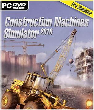 Construction Machines Simulator 2016