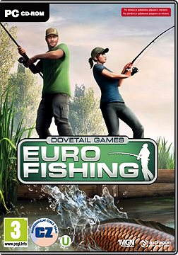 Dovetail Games Euro Fishing CZ