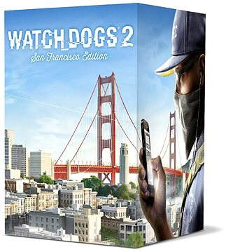 Watch Dogs 2 San Francisco Edition CZ