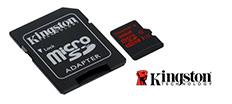 Kingston Digital představil mimořádně kvalitní microSD karty