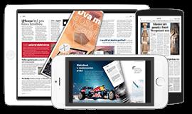 Čtěte časopisy s aplikací Alza Media