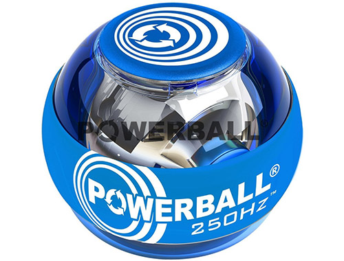 Strengthen your muscles with Powerball
