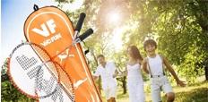 Badminton: Pro dokonalý postřeh a kondičku, jak jste na tom vy?