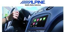 Alpine představuje svůj nejlepší multimediální systém pro vaše auto