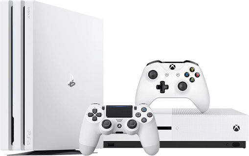 Playstation a Xbox