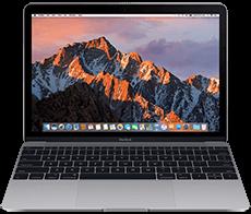 MacBook 12 Space Gray 2016