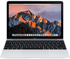 MacBook 12 Silver 2016