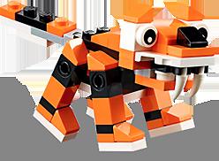 LEGO Creator Malý tygr
