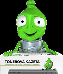 Alzák with a toner