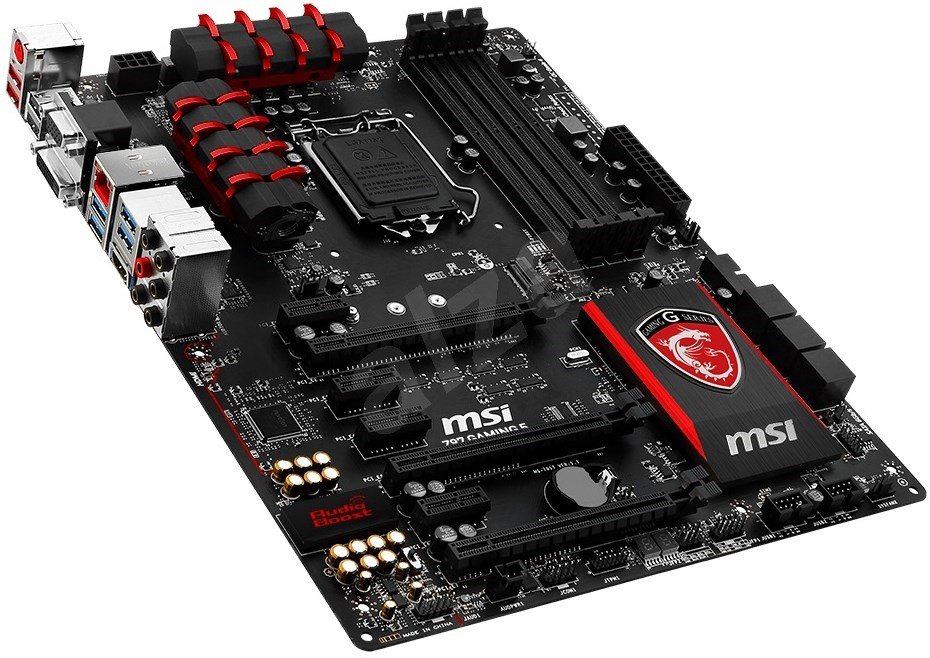 Motherboard - I... M.2 Pcie X16