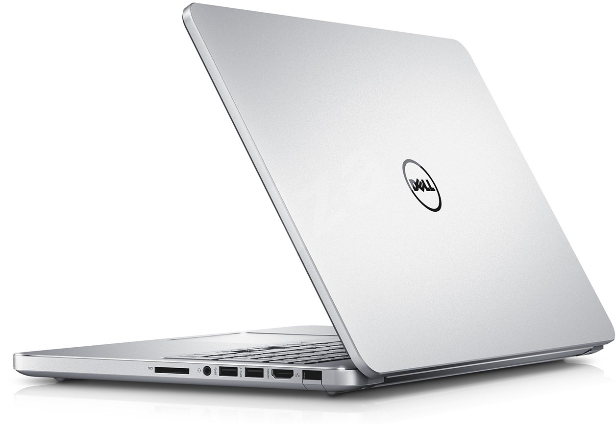 dell inspiron 15 touch 7000 silver notebook. Black Bedroom Furniture Sets. Home Design Ideas