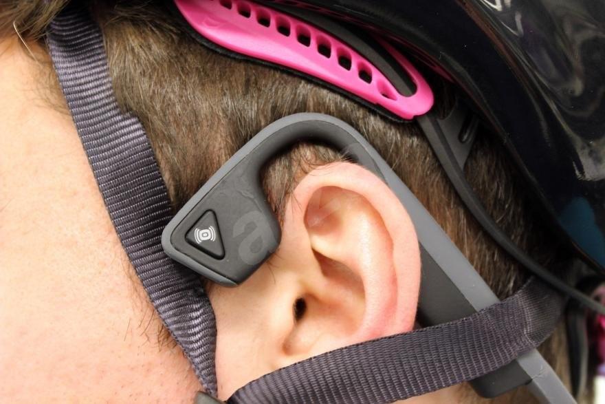 Aftershokz Trekz Titanium Headphones With Mic Alzashop Com