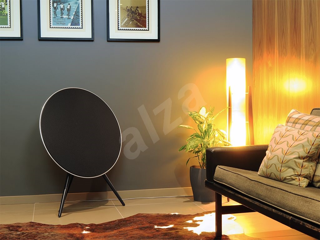 beoplay a9 black bluetooth reproduktor. Black Bedroom Furniture Sets. Home Design Ideas