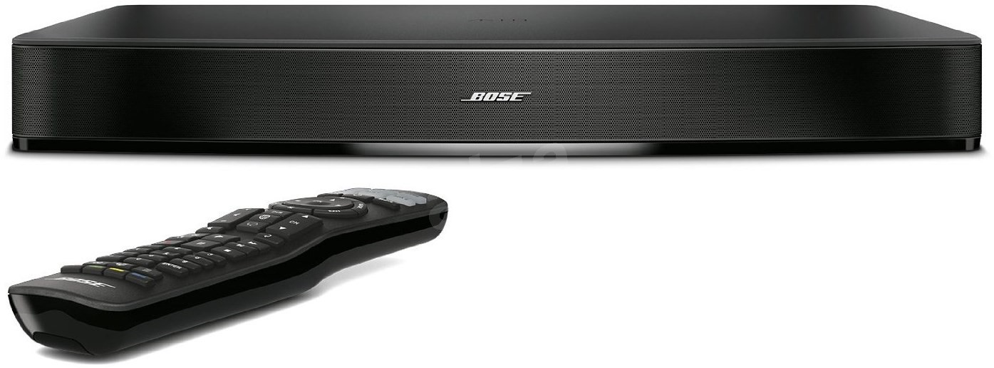 how to connect bose solo to tv