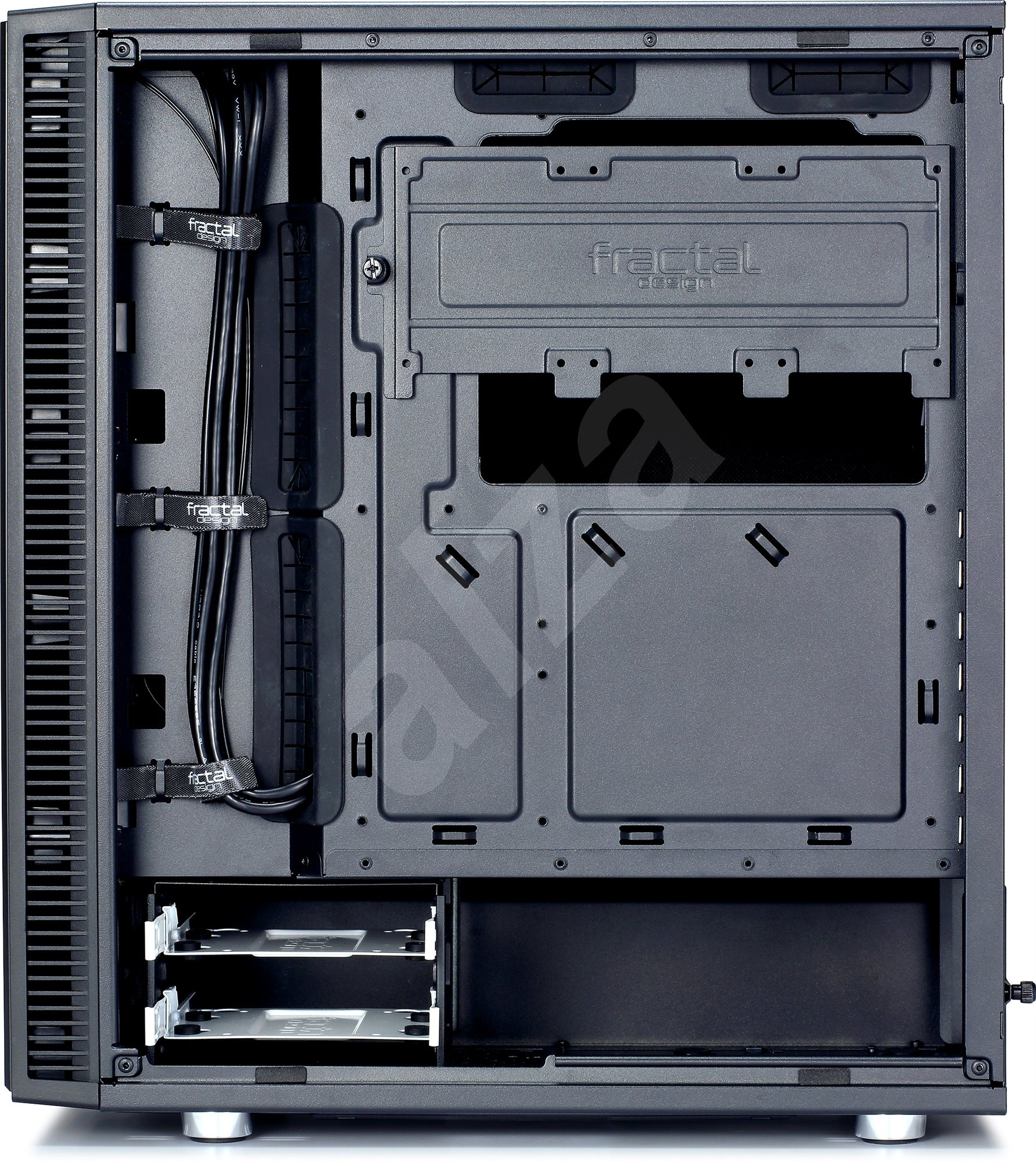 Fractal design define c window pc tower for Window definition