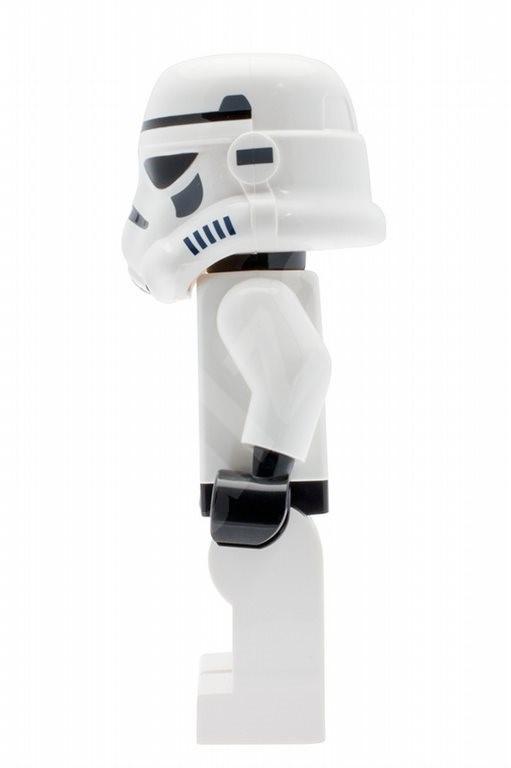lego stormtrooper alarm clock instructions