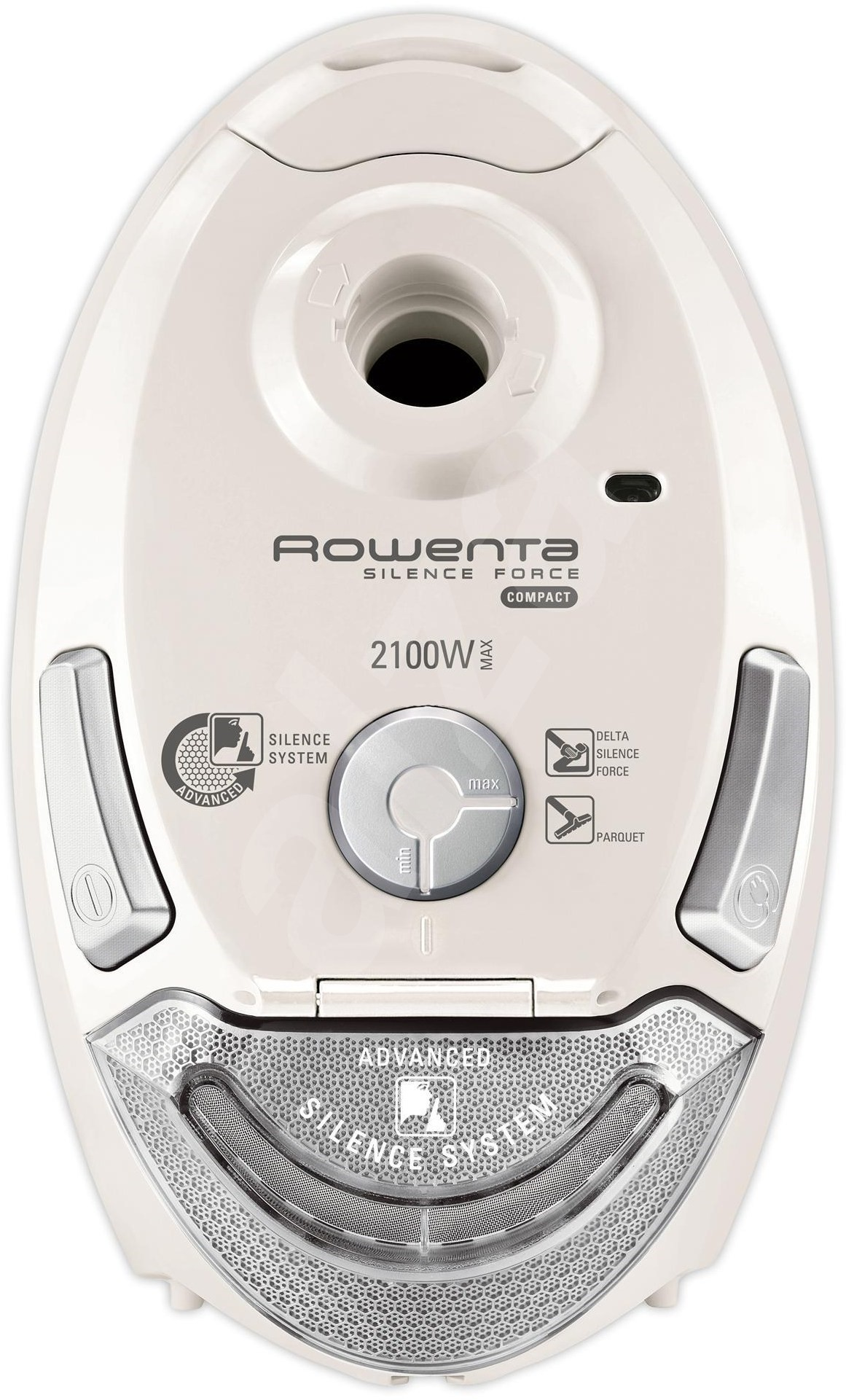 rowenta silence force compact ro4627 bagged vacuum cleaner. Black Bedroom Furniture Sets. Home Design Ideas