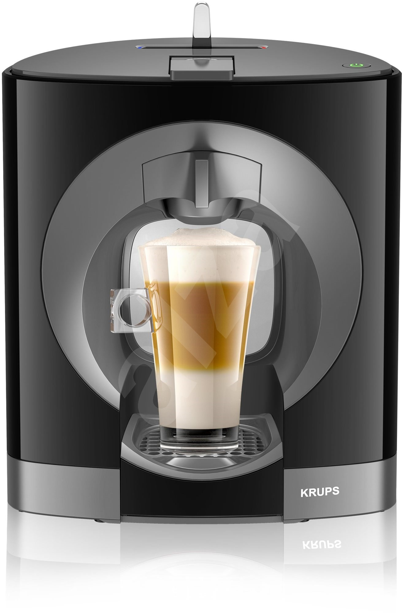 krups kp110831 nescaf dolce gusto oblo capsule coffee machine. Black Bedroom Furniture Sets. Home Design Ideas