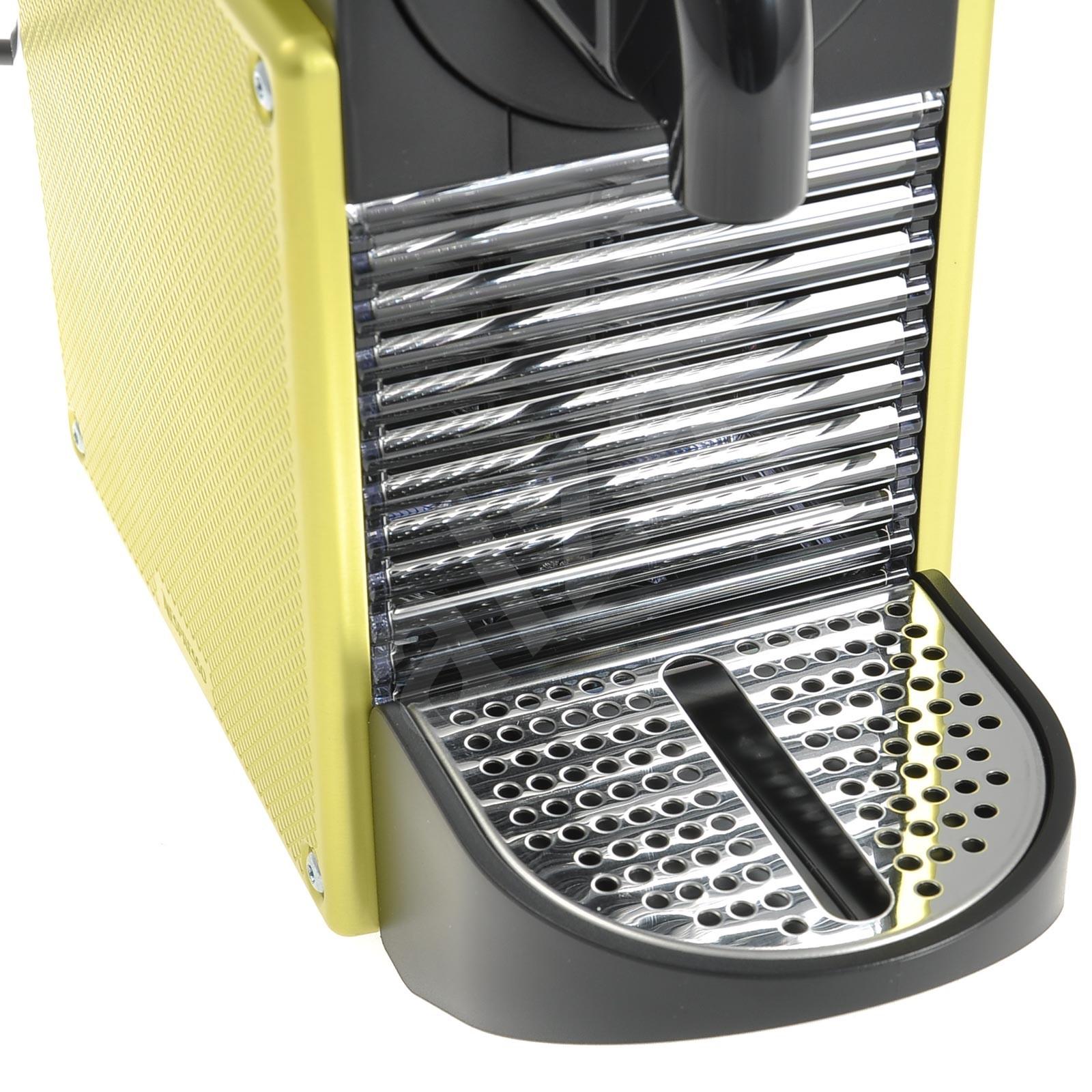 how to clean nespresso pixie