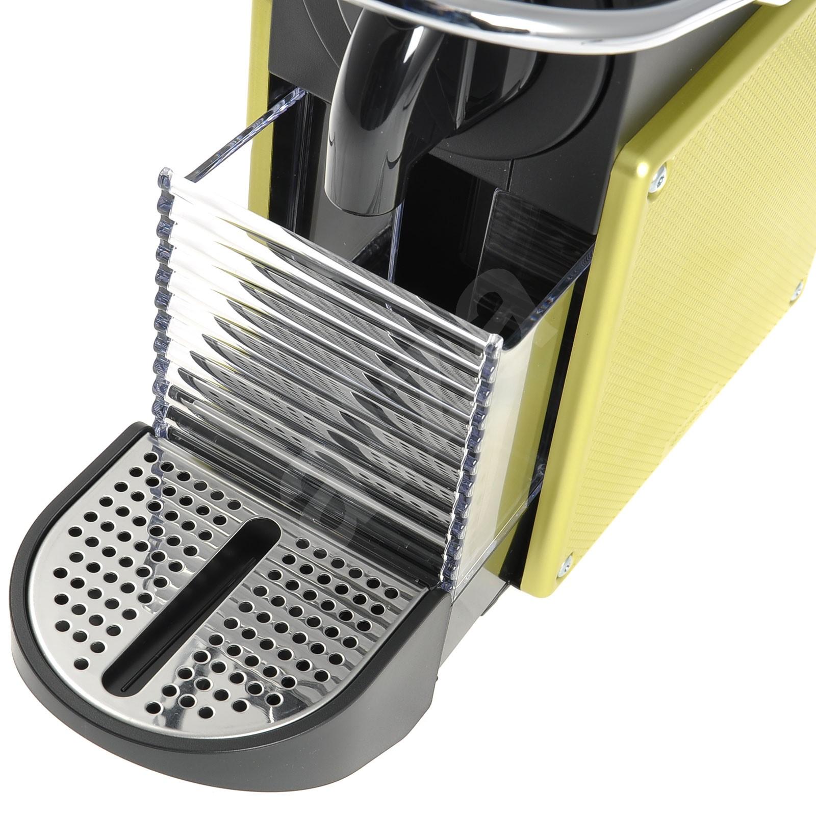 delonghi nespresso pixie en125 l lime automatic coffee machine. Black Bedroom Furniture Sets. Home Design Ideas