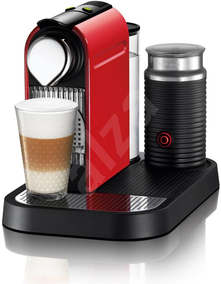 krups nespresso citiz milk xn730510 red automatic coffee machine. Black Bedroom Furniture Sets. Home Design Ideas