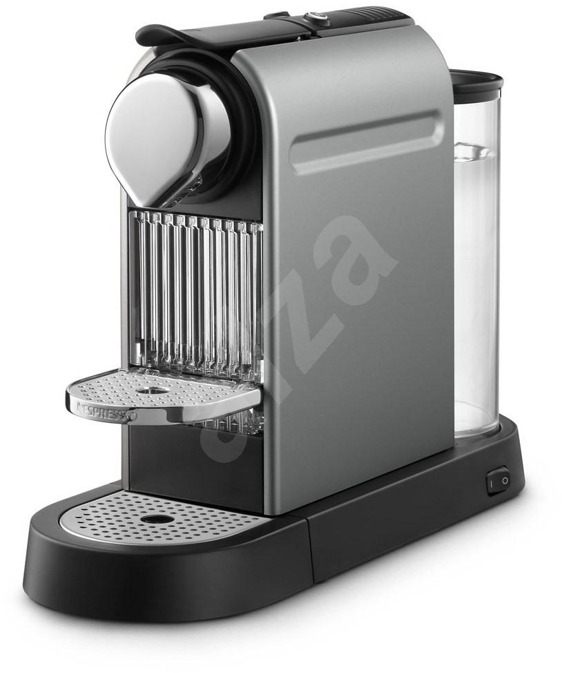 krups nespresso citiz xn720t10 titanium espresso machine. Black Bedroom Furniture Sets. Home Design Ideas