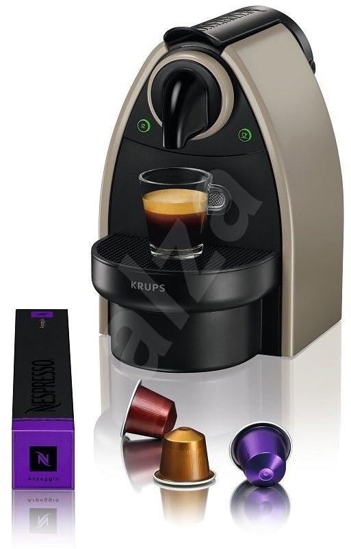krups nespresso essenza auto aeroccino earth espresso machine. Black Bedroom Furniture Sets. Home Design Ideas